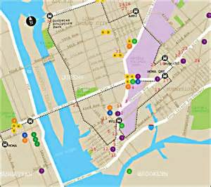 Map Of New York City And Long Island by Image Gallery Long Island City Map