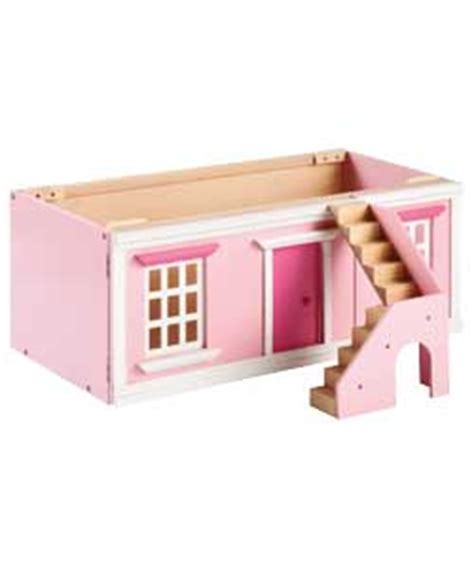 chad valley wooden 3 storey dolls house pink chad valley dolls houses