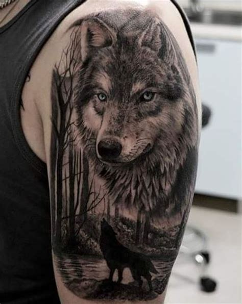 realistic wolf tattoo 50 realistic tattoos ideas for and 2018
