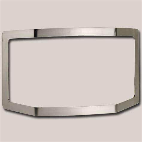 brushed nickel fireplace doors glass brushednickel biz
