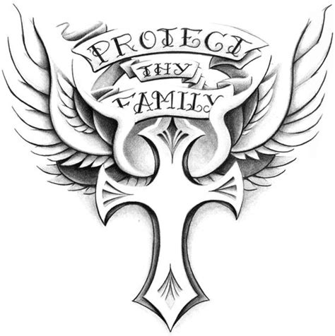 tattoo family protection tribal meaning family ankle shoulder tattoos protect