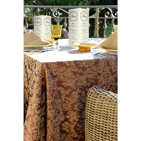 Square Miranda by 90 X 90 Square Miranda Tablecloth