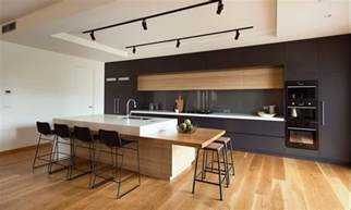 popular home design trends modern kitchens 2018 the best trends of design and