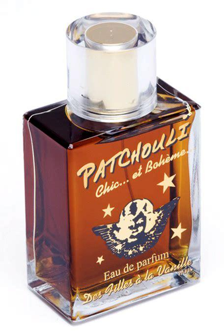 Parfum à La Vanille Patchouli Chic Et Boheme Des Filles A La Vanille Parfum Een Geur Voor