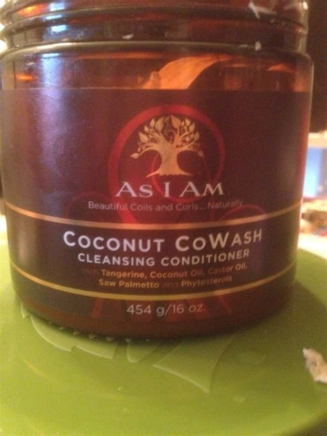 Coconut Detox Reviews by Product Review As I Am Coconut Cowash Cleansing