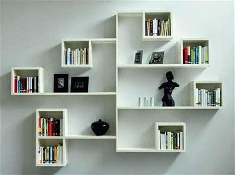 Rak Buku Aluminium 80 desain rak buku minimalis unik desainrumahnya
