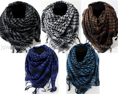 new fashion lots of 5 wholesale arab shemagh