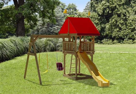 amish swing set tiny treasure swing set by dutchcrafters amish furniture