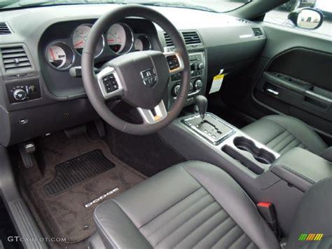 2013 Challenger Interior by 2013 Dodge Challenger Interior 2013 Dodge Challenger