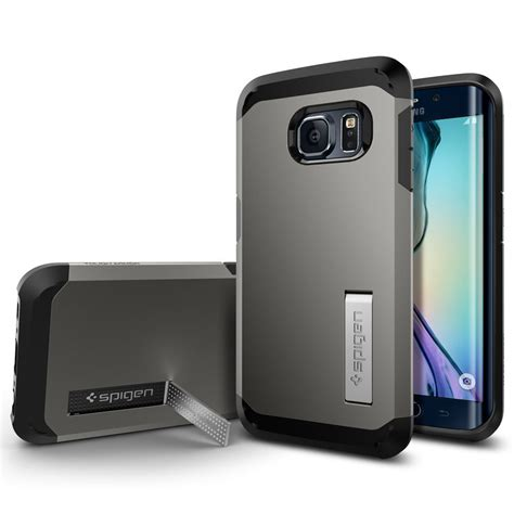 Spigen Capsule Samsung Galaxy S6 Edge Softcaserugged Diskon 1 best samsung galaxy s6 edge cases for style protection android advices