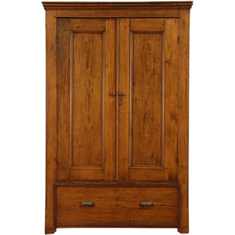 wardrobe or armoire country pine 1890 s antique armoire or wardrobe original