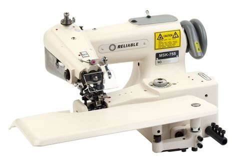 Reliable Blind Hemmer Reliable 7100db Drapery Blindstitch Machine Fully