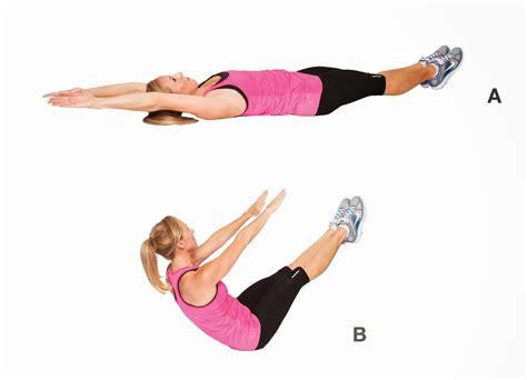 how to do v ups exercises demo exercise workout workouts exercise