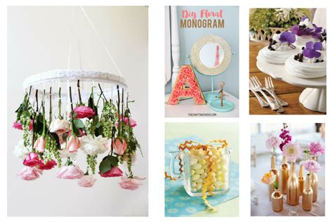 do it yourself bridal shower decorations diy bridal shower decor do it make it it
