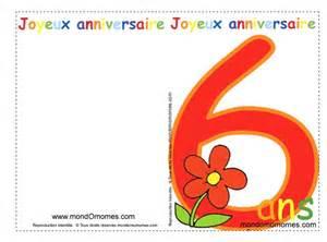 Coloriage Cartes Anniversaire Enfant Carte Anniversaire