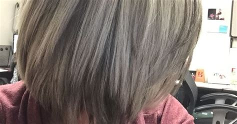 adding highlights to greying hair adding lowlights to greying hair dark brown hairs