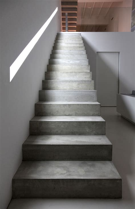Interior Concrete Stairs Design Cement Stairs Interior Prefab Cement Stairs Design Door Stair Design