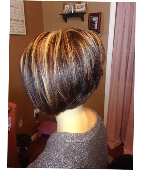 A Line Bob With Side Bangs Hairtstyles   Ellecrafts
