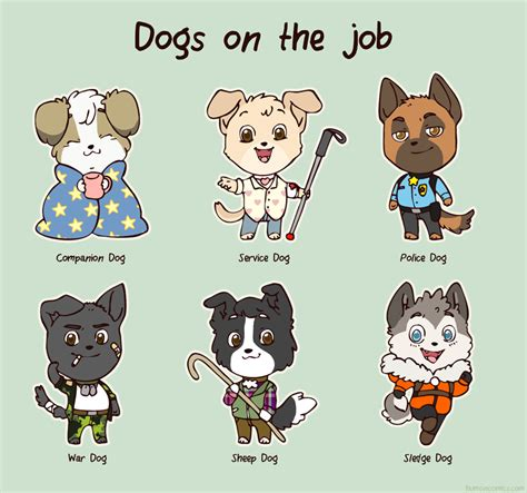 careers with dogs dogs on the humon comics