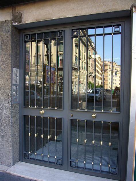 cancelli in ferro per porte cancelli condominiali portoni in ferro o m c m infissi roma