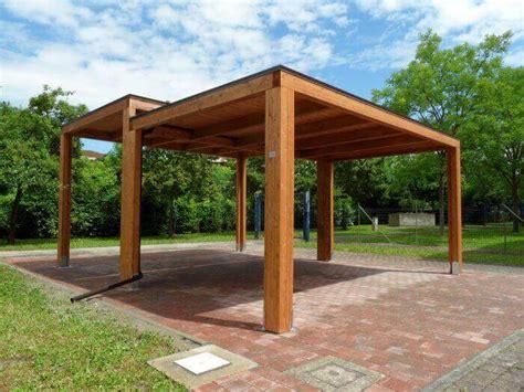 tettoie di legno tettoie in legno amalegno