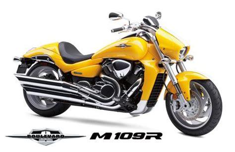 Suzuki Yellow M109r Yellow Suzuki Boulevard