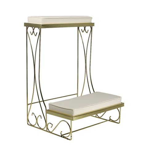 knee bench rent kneeling benches for your wedding at all seasons rent all