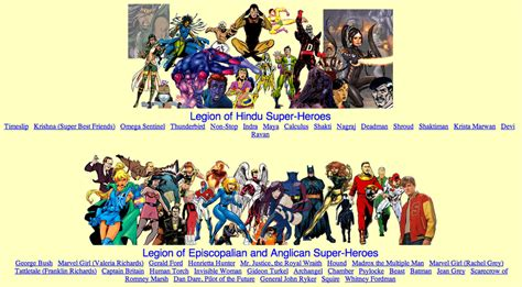 list of marvel detailed list of superheroes religious backgrounds