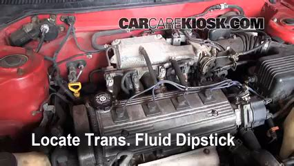 1997 toyota corolla transmission problems fix transmission fluid leaks toyota corolla 1993 1997