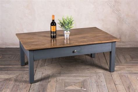 antiques atlas refurbished coffee table former lab table