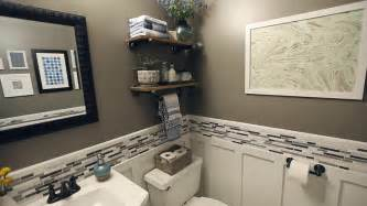Ideas For Small Bathrooms On A Budget renovation rescue small bathroom on a budget