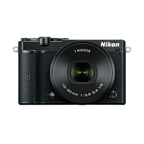 Kamera Nikon J5 Jual Nikon 1 J5 Kit 10 30mm Kamera Mirrorless Hitam Harga Kualitas Terjamin
