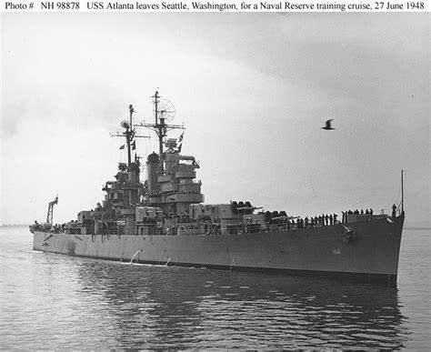 ss atlanta usn ships uss atlanta cl 104 later ix 304