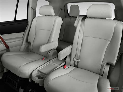 Toyota Highlander With Captain Seats 2016 Toyota Highlander Leather With Captain Chairs Autos