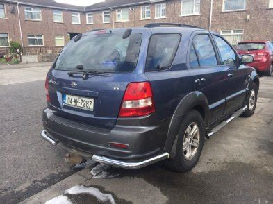 Kia Dundalk 2004 Kia Sorento 25 Diesel For Sale In Dundalk Louth From