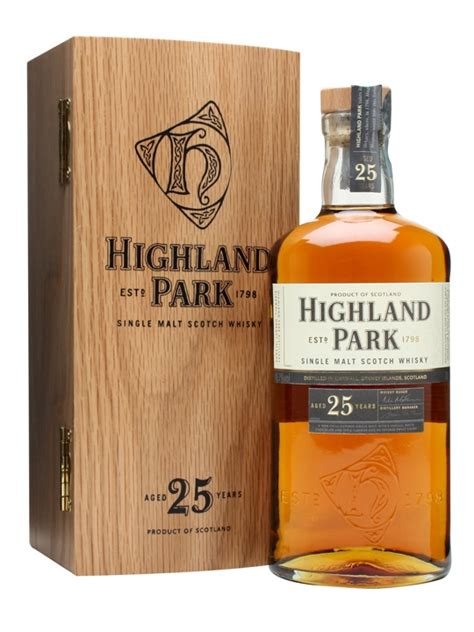 Gift Ideas For Her by Highland Park 25 Year Old Scotch Whisky The Whisky Exchange