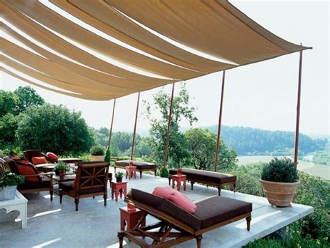 Covered terrace ? 50 ideas for patio roof of modern houses
