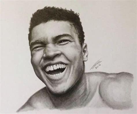 Pencil Alis muhammad ali smile pencil portrait by jonarton on deviantart