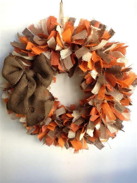 decorative wreaths for the home fall burlap wreath 4 toned wreath fall wreath thanksgiving