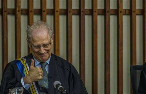 legislation from the bench justice richard refshauge retires from the act supreme court