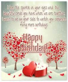 birthday cards loving birthday wishes for fianc 233
