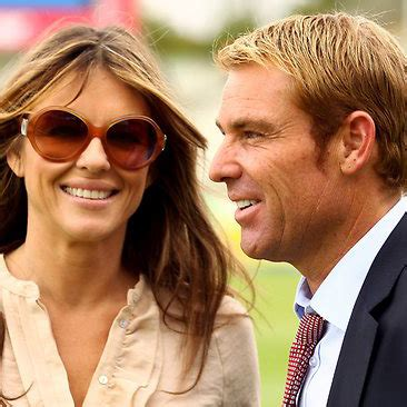 does shane warne wear a hair piece hurley quot bowled over quot by warnie s marriage proposal but