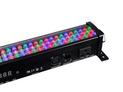 led stage light bar indoor outdoor led wall washer lights dmx led light bar