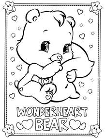 care bears coloring pages care bears 10 coloringcolor