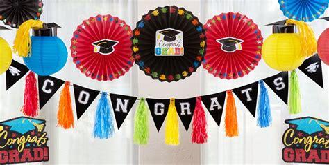 City Graduation Decorations by Hanging Graduation Decorations City
