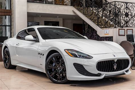 Maserati Granturismo Msrp by 2017 Used Maserati Granturismo Msrp 141 400 At Oc
