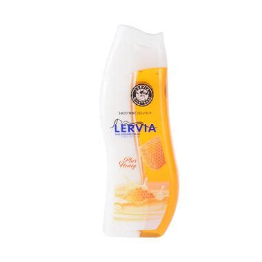 Sabun Lervia jual lervia honey milk shower sabun mandi 250 ml