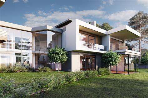 villa exterior 3d model 40 complete success clipgoo 3d max modern villa luxury