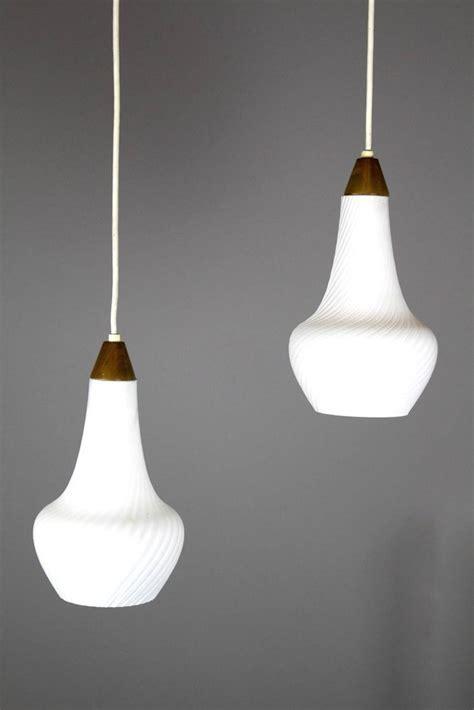 mid century pendant mid century pendant lights two available at 1stdibs