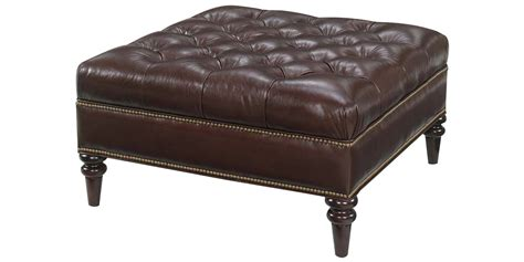 tuffed ottoman square tufted bench ottoman club furniture